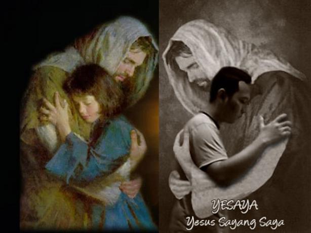 Before >> After. Yesaya (Yesus Sayang Saya)