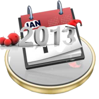 Heppy New Year 2013