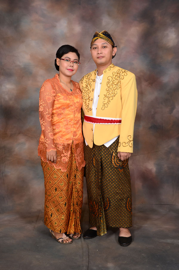 Wedding Ganis & Aries. Jakarta, 24 November 2102.