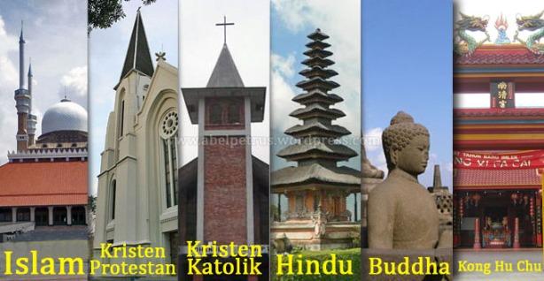 Agama-agama di Indonesia
