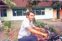 Ketika sebagai pendidik di Seminari Tuka - Bali