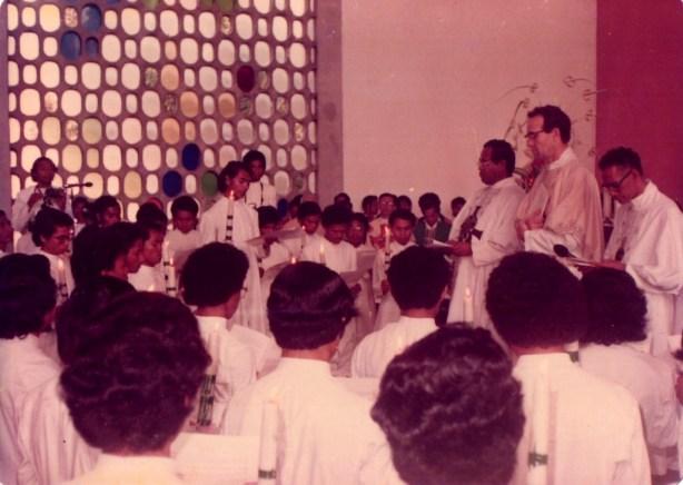 Kaul Pertama 1984