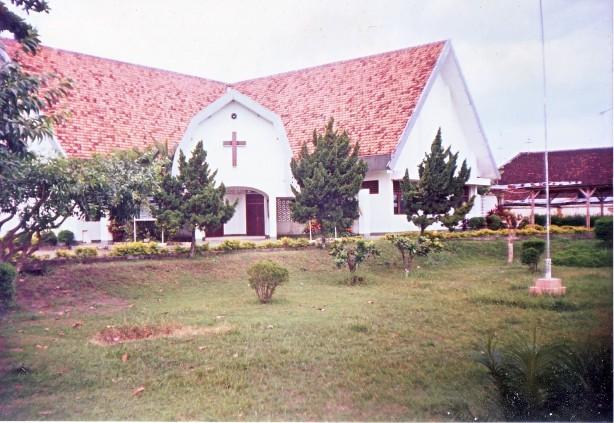 Gereja Katolik Ampenan