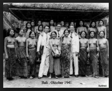 Sekolah di Bali dan Lombok