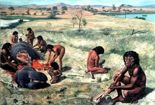 3-kehidupan-sosial-masa-berburu-dan-mengumpulkan-makanan